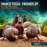 Marco Tegui - Friends EP