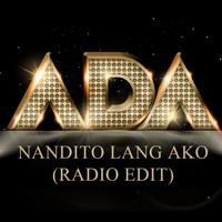 Ada - Nandito Lang Ako (Radio Edit) - Single