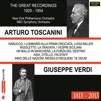 Arturo Toscanini - The Great Recordings, 1929-1954