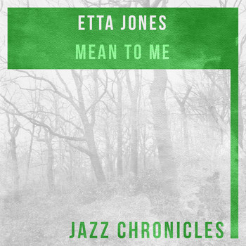 Etta Jones - Mean to Me (Live)
