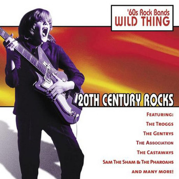 Various Artists - 20th Century Rocks: 60's Rock Bands - Wild Thing