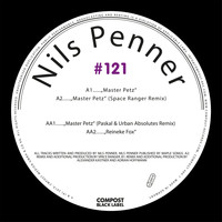 Nils Penner - Compost Black Label #121 (Remixes by Space Ranger, Paskal & Urban Absolutes)