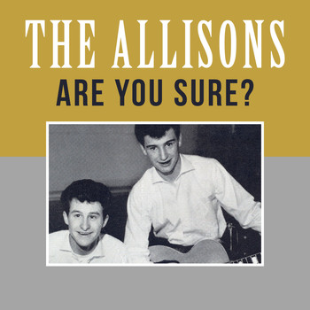 The ALLISONS - Are You Sure?