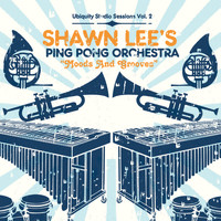 Shawn Lee's Ping Pong Orchestra - Moods and Grooves