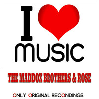 The Maddox Brothers & Rose - I Love Music - Only Original Recondings