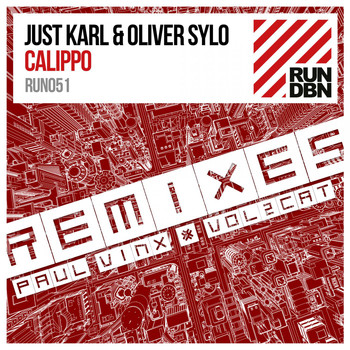 Just Karl & Oliver Sylo - Calippo (Remixes)