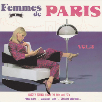 Various Artists - Femmes de Paris, Vol. 2