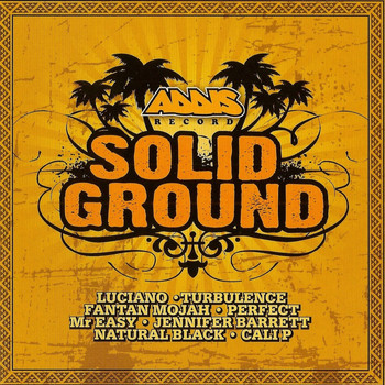 Fantan Mojah - Solid Ground