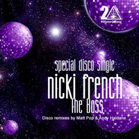 Nicki French - The Boss