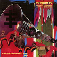 Psychic TV - Electric Newspaper Issue Two