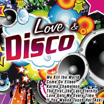 Various Artists - Love & Disco