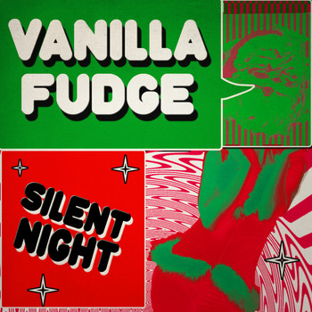 Vanilla Fudge - Silent Night - Single
