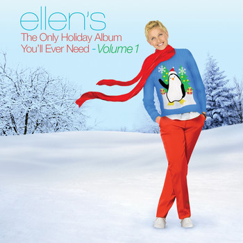 Various Artists - Ellen's The Only Holiday Album You'll Ever Need, Vol. 1