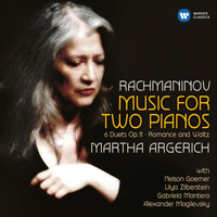 Martha Argerich - Rachmaninov: Music for Two Pianos