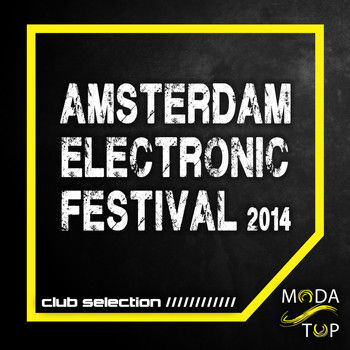 Various Artists - Amsterdam Electronic Festival 2014 - Club Selection