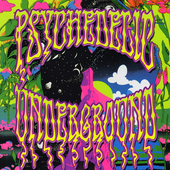 Various Artists - Psychedelic Underground
