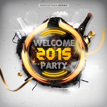 Various Artists - Welcome 2015 Party