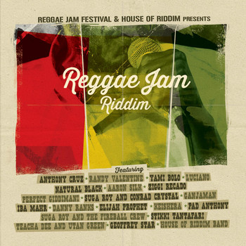 Various Artists - Reggae Jam Riddim