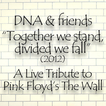 DNA - DNA & Friends Present a Live Tribute to Pink Floyd's The Wall 2012