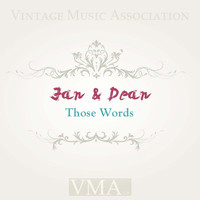 Jan & Dean - Those Words
