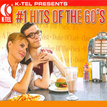 Various Artists - #1 Hits of the 60's