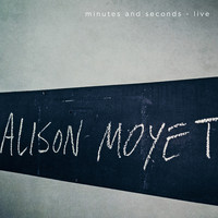 Alison Moyet - Minutes and Seconds (live)