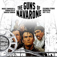 Dimitri Tiomkin - The Guns of Navarone (Original Soundtrack)
