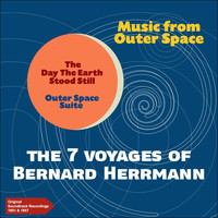 Bernard Herrmann - The 7 Voyages of Bernard Herrmann - Music from Outer Space