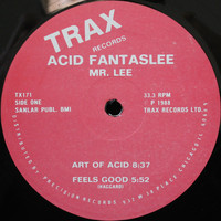 Mr. Lee - Acid Fantaslee