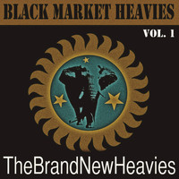The Brand New Heavies - Black Market Heavies, Vol. 1