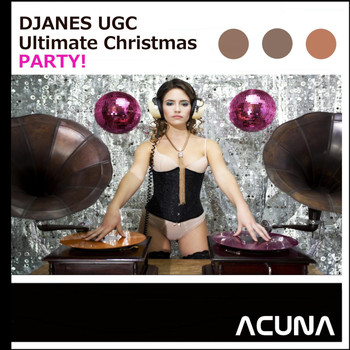 Various Artists - Djanes Ultimate U G C Christmas Party
