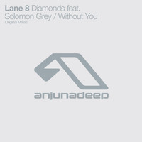 Lane 8 - Diamonds / Without You