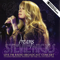 Stevie Nicks - Dreams - Live FM Radio Broadcast Concert. Cuyahoga Fairgrounds, Weedsport, New York, USA. 15th Augu