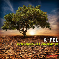 K-Fel - Everything Has Changed EP