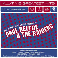 Paul Revere & Mark Lindsay formerly of Paul Revere & The Raiders - All-Time Greatest Hits