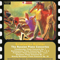 Sviatoslav Richter - The Russian Piano Concertos