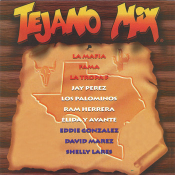 Various Artists - Tejano Mix