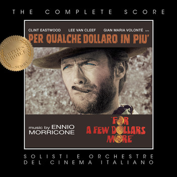 Ennio Morricone - Ennio Morricone's For a Few Dollars More (Complete Score)