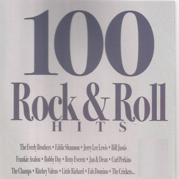 Varios Artistas - 100 Rock & Roll Hits