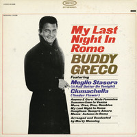 Buddy Greco - My Last Night in Rome