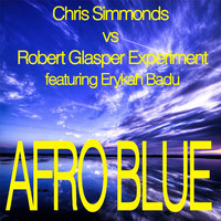 Chris Simmonds - Afro Blue - Mixes