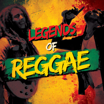Various Artists - Legends of Reggae