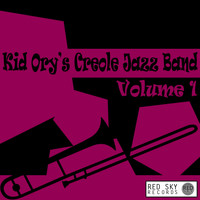 Kid Ory's Creole Jazz Band - Kid Ory's Creole Jazz Band, Vol. 1
