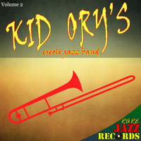 Kid Ory's Creole Jazz Band - Rare Jazz Records - Kid Ory's Creole Jazz Band, Vol. 2