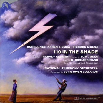 Harvey Schmidt - 110 In the Shade (Original Studio Cast)