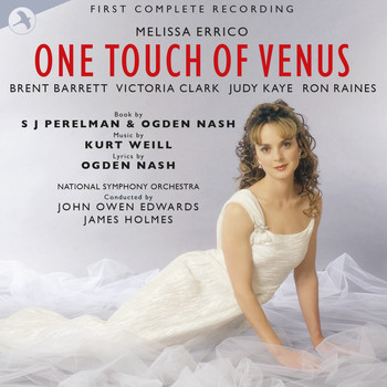 Various Artists - One Touch of Venus (Original JAY Studio Cast, Complete Recording)