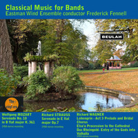 Eastman Wind Ensemble - Classical Music for Bands