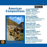 New York Philharmonic Orchestra - American Compositions