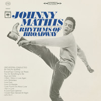 Johnny Mathis - The Rhythms of Broadway