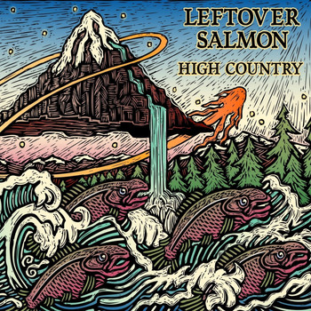 Leftover Salmon - High Country